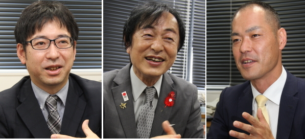 伊賀市長選 候補者3氏の横顔   【伊賀タウン情報 YOU】
