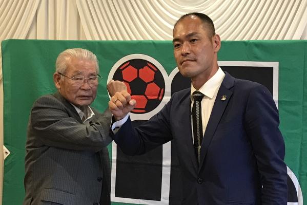 新理事長に元伊賀市議の森川氏 女子サッカー・くノ一運営のNPO法人